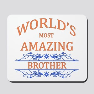 Brother Mousepad